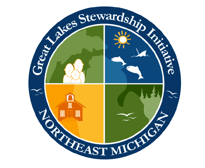 Northeast Michigan Great Lakes Stewardship Network logo