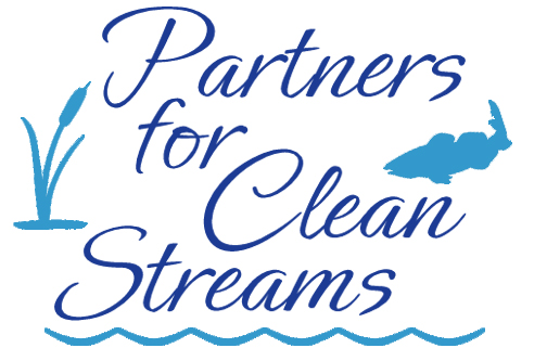 Partners For Clean Streams Logo