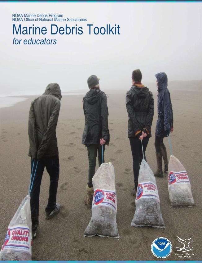 Marine Debris Monitoring Toolkit for Educators