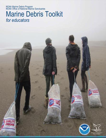 Marine Debris Monitoring Toolkit for EducatorsCover.png